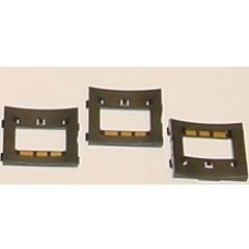 ACO faceplates for Cat.6 (for 1711326-x)