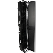 RS RACK VERTICAL CABLE MGR 12