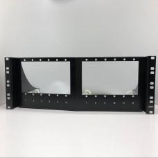 Панель Hi-D 4U для 12 адаптерных планок Snap-in и кассет MPO