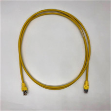 Патч-корд UTP k5e 2м жовтий