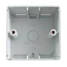 Настенная абонентская коробка UK 1G, 28 мм, белого цвета