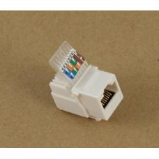 Модуль Keystone RJ45 UTP, категории 5e, безинструментный