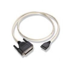 I O Cable, DB25 AMPMODU, 2.1 м