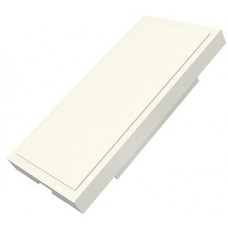 Заглушка Евромод 25х50мм M1, белая