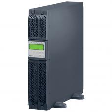 """Однофазный ИБП Daker DK, номинальная мощность 1000 ВА, слот сетевого интерфейса SNMP, напольного и стоечного (в 19"""" шкаф, или 19"""" стойку) исполнения"""