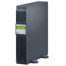"""Однофазный ИБП Daker DK, номинальная мощность 10000 ВА, слот сетевого интерфейса SNMP,  напольного и стоечного (в 19"""" шкаф, или 19"""" стойку) исполнения"""