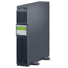 """Однофазный ИБП Daker DK, (трёхфазный/однофазный), номинальная мощность 10000 ВА, слот сетевого интерфейса SNMP,  напольного и стоечного (в 19"""" шкаф, или 19"""" стойку) исполнения"""