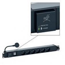 Модуль защиты от перенапряжений для блоков распределения питания (PDU), чёрный
