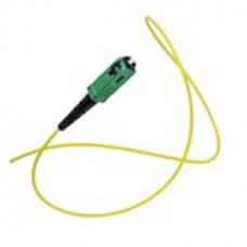 Патч-корд симплексный SC-SC, одномод, полировка UPC, 1 метр