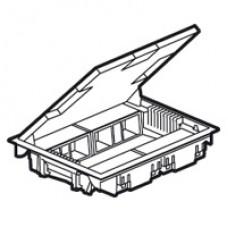 Люк напольный 16 модулей ( 8 мест 45*45 )
