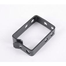 Кабельний організатор-кільце 44х60, метал 2мм, чорний глянець