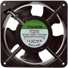 Вентилятор для шкафов на подшипниках, 120x120x25, Sunnon
