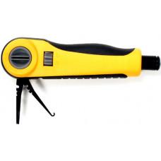 Инструмент профи для заделки кабеля с регулировкой силы, крючками Hanlong
