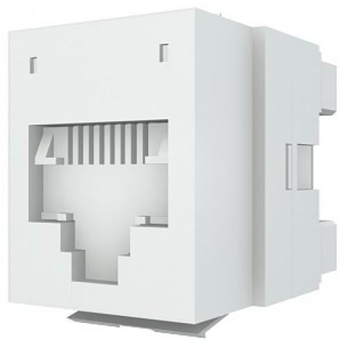 изображение Модуль DataGate 1xRJ45(WE8W), UTP PowerCat 5е, белый