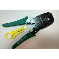 Инструмент для обжимки RJ-45 (8P8C) & RJ-12(6P6C) & RJ-11(4P4C)
