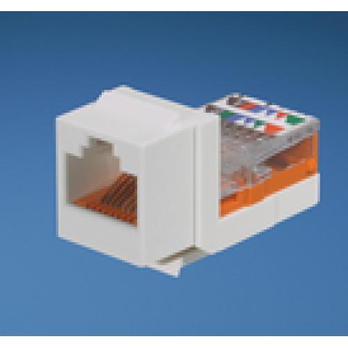 изображение Panduit NetKey модуль Keystone RJ45 UTP, категория 5e, белый