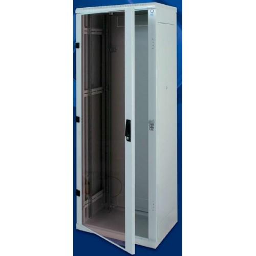 """изображение 19"""" Напольный шкаф 42U, (1970x800x600мм)"""