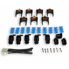 Комплект для відгалуження кабеля для ВО муфти UCAO, Corning