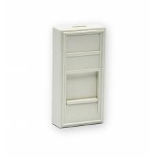 Вставка 45х22,5 под модуль Keystone, белая, EPNew