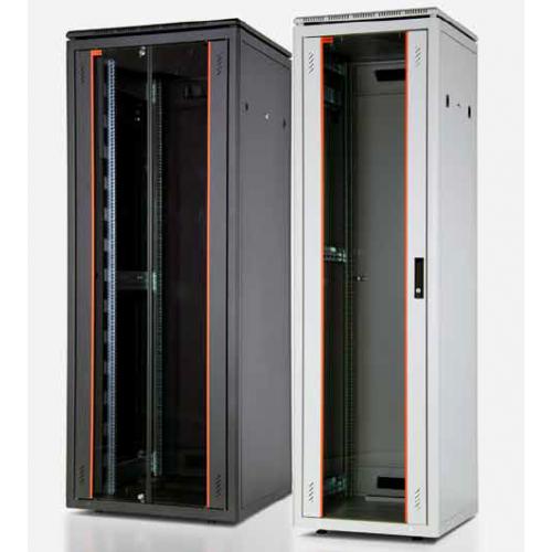 """изображение 19"""" Шкаф напольный UniversalLine, ширина 600 мм, 16U"""