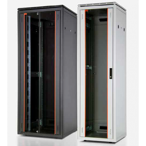 """изображение 19"""" Шкаф напольный UniversalLine, ширина 600 мм, 47U"""