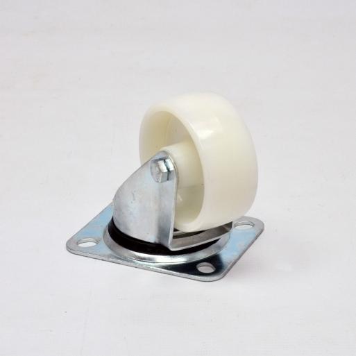 изображение Колесо для напольного шкафа на площадке (d80) до 150кг.