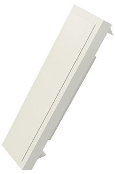 изображение Заглушка Euromod 12.5х50мм M0.5, белая