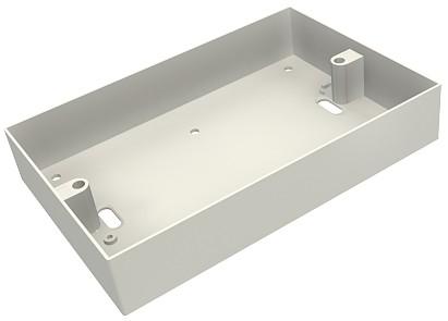 изображение Настенная абонентская коробка UK 2G, 32 мм, белого цвета