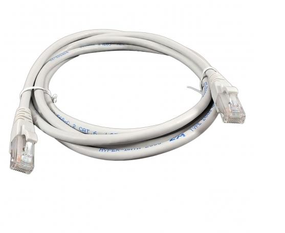 изображение Патч-Корд медный UTP кат.6, 24AWG, 10,0 м, LSZH, серый, EPNew