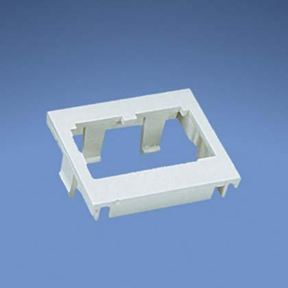 изображение Адаптер Mini-Com 1/2 на 2 модуля