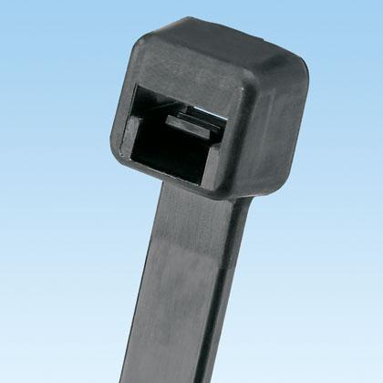 изображение Стяжка 203х2.5 мм, усепогодна, чорна (100 шт)