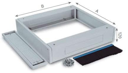 изображение Основание для напольных шкафов 800x800