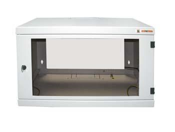 изображение Шкаф 6U, глуб. 400