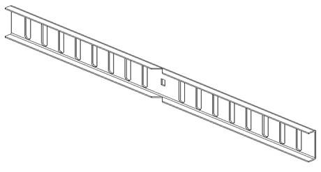изображение Угловой соединитель 100 мм